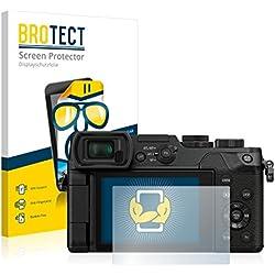 BROTECT Protection Ecran Compatible avec Panasonic Lumix DMC-GX8 [2 Pièces] - Utra Clair