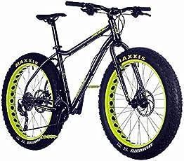 Fahrrad Author Fatbike 26 Zoll SU-MO 20-Gang Sram Maxxis 26 x 4.00 RH43cm MTB