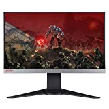 Lenovo Legion Y25f-10 62,23 cm (24,5 Zoll Full HD matt) Monitor (HDMI, DisplayPort, USB 3.0, 1ms Reaktionszeit, AMD FreeSync, 144 Hz, neigbar, höhenverstellbar, drehbar)