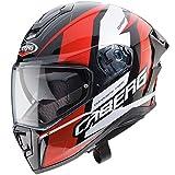 Caberg Drift Evo Speedster Motorcycle Helmet M Black Red White