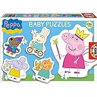 Educa Juegos - Peppa Pig baby puzzle (15622) - Peluches y Puzzles precios baratos