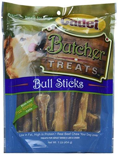 IMS Cadet Gourmet Bully Sticks für Hunde, 1Pfund