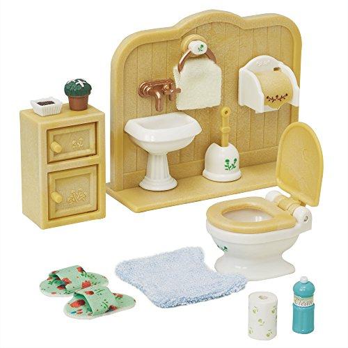 Sylvanian Families housekeeping toilet set over -606 (japan import)