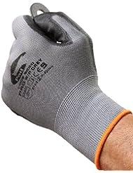 Gants de Maçon Gris pour Ecrans Tactiles – Pour utilisation avec votre téléphone