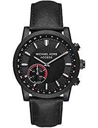 Michael Kors Reloj Analogico para Unisex de Cuarzo con Correa en Cuero MKT4025