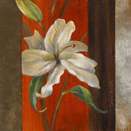 feelingathome-leinwand-bild-lily-in-bloom-i-cm74x74-kunstdruck-auf-leinwand