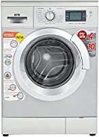 IFB 7 kg Fully-Automatic Front Loading Washing Machine (Elite Aqua SX, Silver)