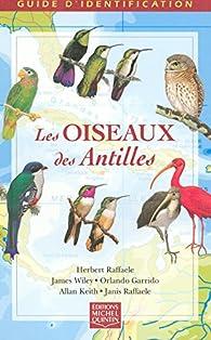 Les oiseaux des Antilles  par  Collectif