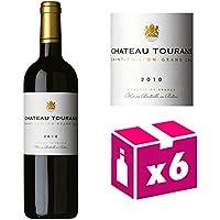 Château Tourans - Saint-Emilion Grand Cru 2010 - Carton 6 bouteilles