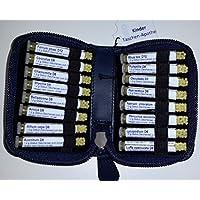 Kinder-Taschenapotheke, blau, -PORTOFREI-,16 Mittel á 1,2g Globuli in UV-Schutzglas-Röhrchen in einem hochwertigen... preisvergleich bei billige-tabletten.eu