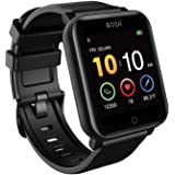GOQii Smart Vital Fitness SpO2, body temperature and blood pressure tracker with 3 months personal Coaching