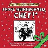 Frohe Weihnachten, Chef!: Das popelige Geschenkbuch (dpg - das popelige Geschenkbuch)