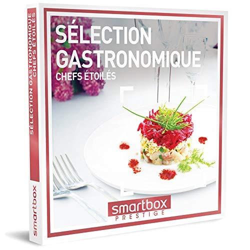 SMARTBOX - Sélection gastronomique - Chefs étoilés - À choisir parmi 50...