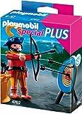 Playmobil 4762 - Bogenschütze mit Zielscheibe