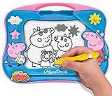 Peppa Pig Mini Magna Doodle Zaubertafel, mehrfarbig von Character Options