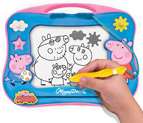 Image of Peppa Pig Mini Magna Doodle (Multi-Colour)