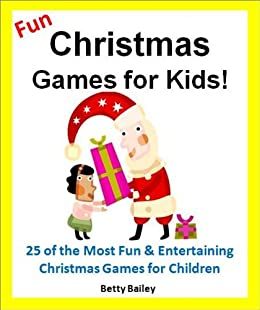 fun christmas games for kids 25 of the most fun entertaining christmas games for - Fun Christmas Games For Kids