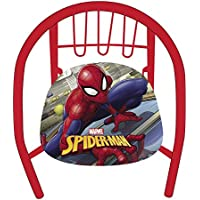 Arditex SM11590 - Silla de metal, diseño Spiderman