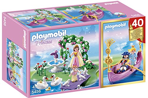 Playmobil 5456 Princess 40th Anniversary Compact Set