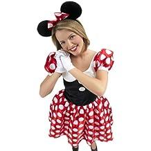Disfraz de Minnie Mouse Adulto