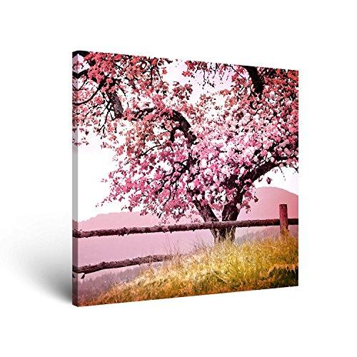 ge-bildetr-quadro-su-tela-primavera-albero-50x50-cm-1-parti-direttamente-dal-produttore-dalla-german