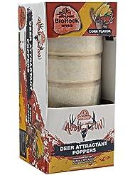 Mossy Oak BioLogic Corn Deer Attractant Poppers (4 Pack)