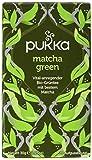 Pukka Bio-Tee Matcha Green 80 Teebeutel, 4er Pack (4 x 20 beutel)