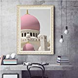 JoyRolly Creativa Decorazione Semplice 5D Pittura Ricamo con Pasta decompressione Punto Croce, 30x40 cm E
