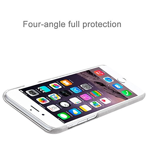 iPhone Case Cover MOFI pour iPhone 6 & 6s ( Color : White ) White
