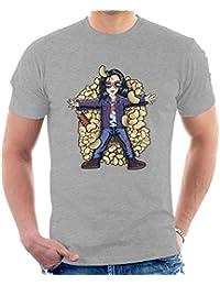 American Mutie Laura Logan X Men Men's T-Shirt
