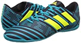 adidas Herren Nemeziz 17.4 in Fußballschuhe, Blau (Legend Ink/Solar Yellow/Energy Blue), 42 EU - 5