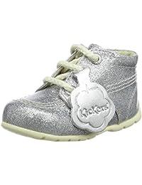 SKECHERS Babyschuhe 89288 Shuffles Chitter Chatter silver