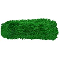 SYR 910171polvo escoba defeater,–Cabezal de repuesto, longitud 40cm, verde (Pack de 5)