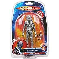Doctor Who Earthshock Cyberman Action Figure