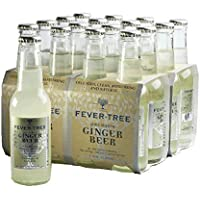 Fever Tree Ginger Beer, 200ml, 24 Bottles