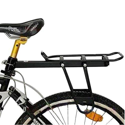 LaDicha en Alliage D'Aluminium Étagère Arrière Rack Bike Rack Chargement Frame Pack