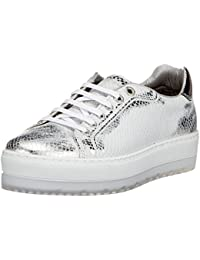 Diesel Damen Solstice S-Olstice Mid W-s Y01572 Hohe Sneaker, Mehrfarbig (Black/Silver), 39 EU
