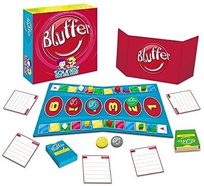 Bluffer - Jeu d'ambiance - Qui a le plus de talent pour piéger ses adversaires en inventant une fausse réponse - Spot Games