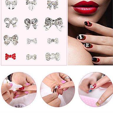 MZP Manucure Dé oration strass Perles Maquillage cosmétique Nail Art Design , 23#