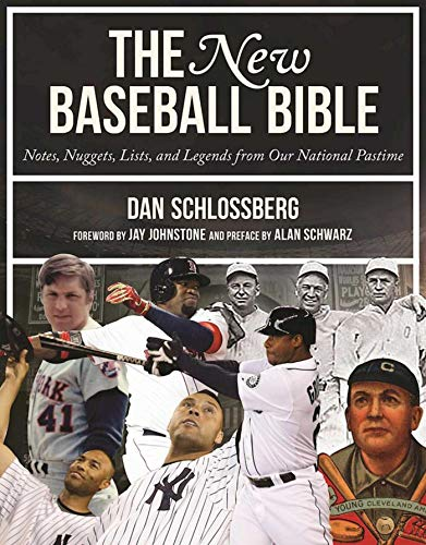 The New Baseball Bible: Notes, Nuggets, Lists, and Legends from Our National Pastime (English Edition)