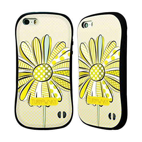 Ufficiale Turnowsky Gerghi Scoop Case Ibrida per Apple iPhone 6 Plus / 6s Plus Girasole