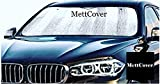 #3: MettCover® Car Windshield Sun Shade Premium Quality Universal Size