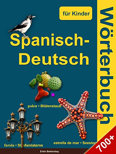 Spanisch-Deutsch wörterbuch für Kinder (English Edition) eBook ...