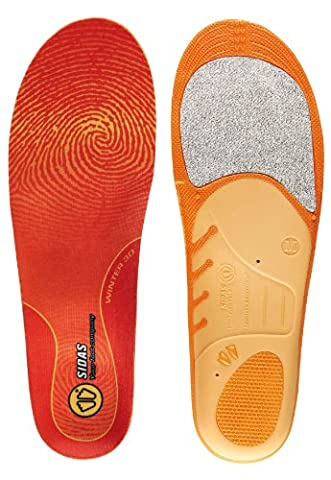 Sidas Winter 3D Semelle Orange XL :