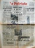 Telecharger Livres PATRIOTE LE No 2223 du 04 12 1951 AU CONSEIL DES MINISTRES DEMAIN APPLICATION DU PLAN D AUSTERITE 270 MILLIARD D IMPOTS NOUVEAUX RETENUE A LA SOURCE CHAQUE MOIS SUR LES SALAIRES MESURES DRACONIENNES CONTRE LA SNCF ET LA SECURITE SOCIALE AUGMENTATION DE LA DUREE LEGALE DU TRAVAIL LA CGT SE DRESSE CONTRE LE PLAN GOUVERNEMENTAL DE REGRESSION SOCIALE CONTRE LA FERMETURE DES MINES DE LA TAUPE HTE LOIRE GREVE GENERALE DE 24 HEURES DE TOUS LES MINEURS DU BASSIN CGT CFTC FO DEMISSION DE N (PDF,EPUB,MOBI) gratuits en Francaise