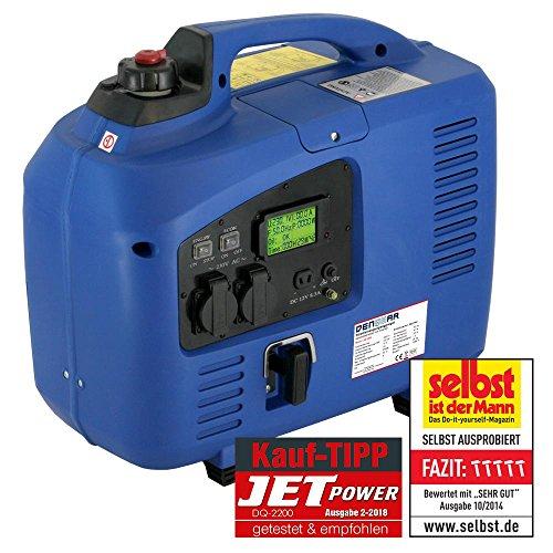 Denqbar DQ2200 digitaler Inverter Stromerzeuger 2,2 kW