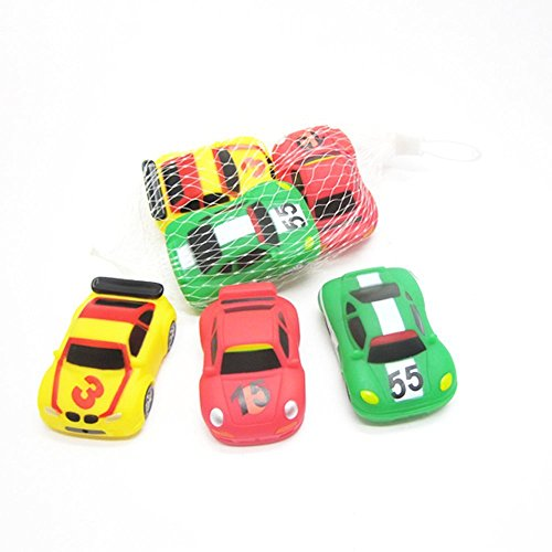 Fulla2116 Squeeze Bad Gummi Race Car Spielzeug