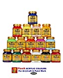 #8: Flash Acrylic Colour 200 ML