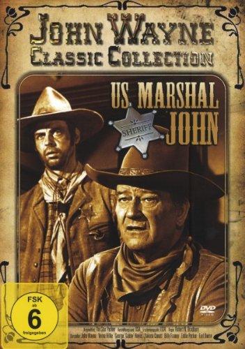 John Wayne - US. Marshal John