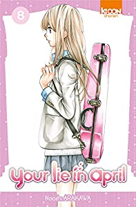 Your Lie in April Edition simple Tome 8